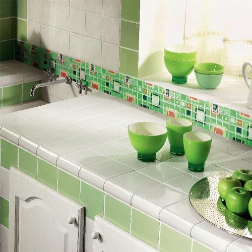 Emejing Cucina Verde Acido Images - Acomo.us - acomo.us