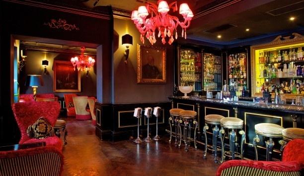 Have a drink on me. No. 11 Cadogan Gardens Bar in London,UK. #JetsetterCurator
