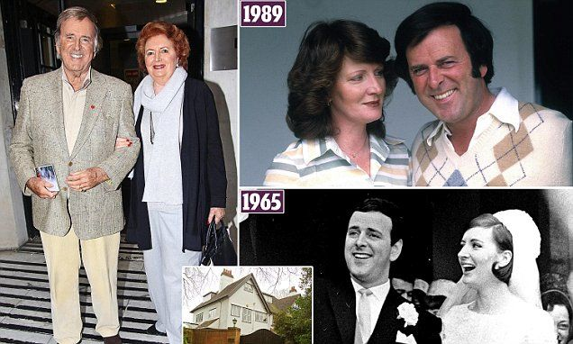 Wogan's close friends shocked as he hid cancer from all but family #DailyMail