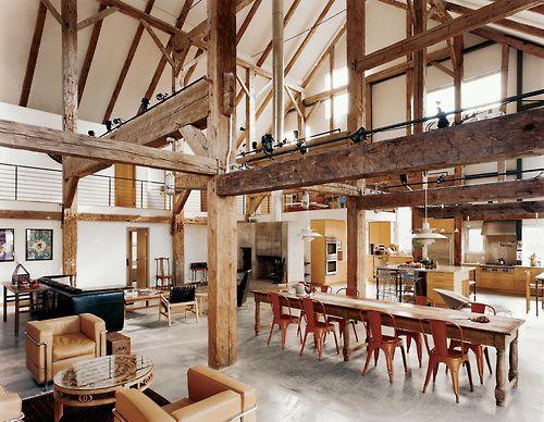 Living Room At The Goodman Residence ByPreston Scott CohenPhotography ByRaimund KochViaThe Interior Architect