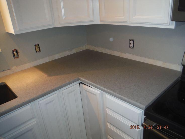Castle Lg Viatera Quartz Kitchen Countertop Install For The Davis Family Knoxville S Stone