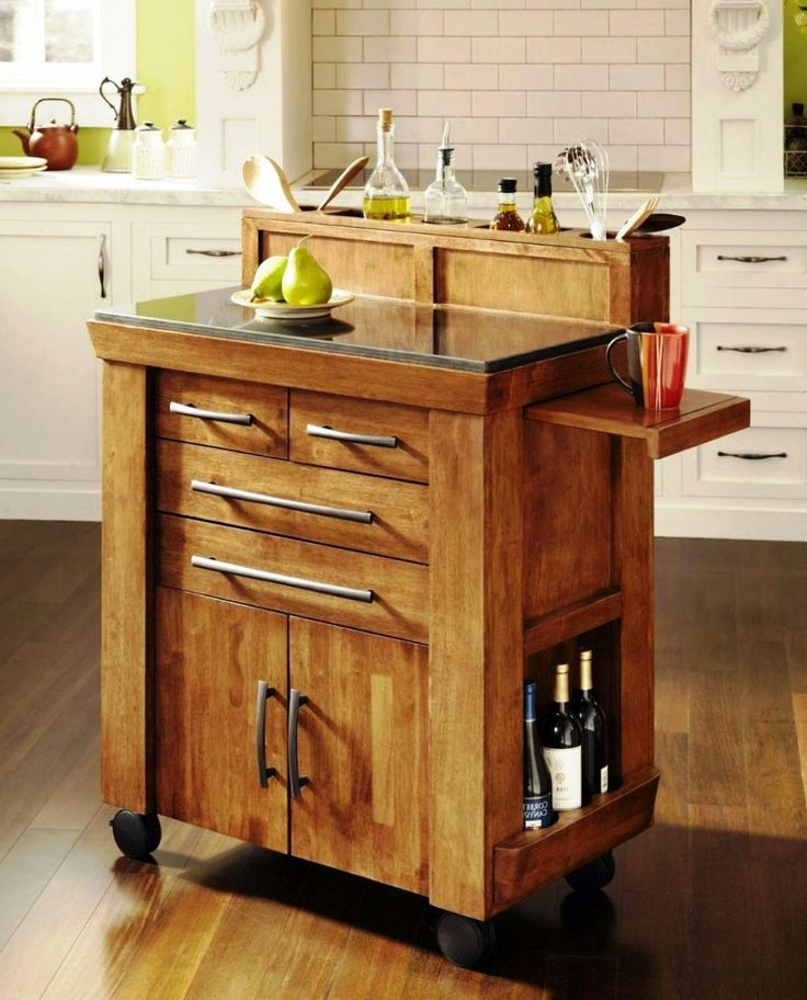 small portable kitchen island best 25 portable kitchen island ideas on 5540