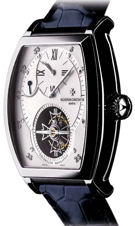 Vacheron Constantin Watches Malte Tonneau Regulator Tourbillon $189,500