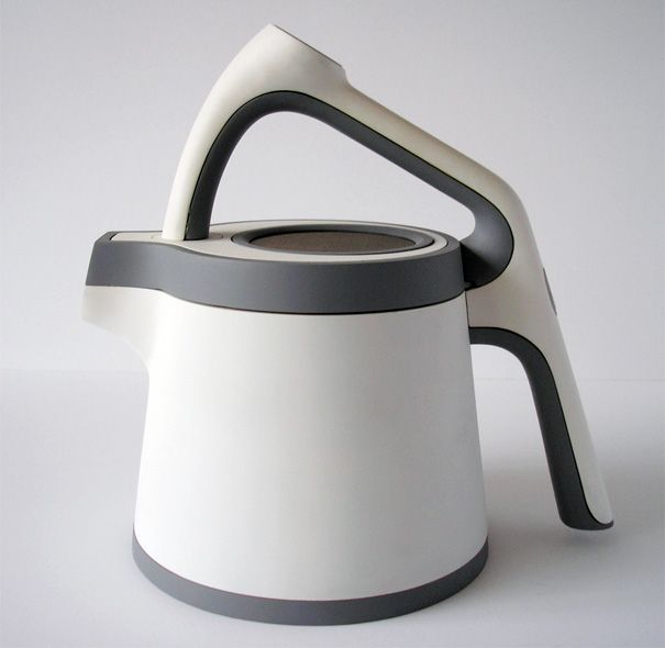 Kettle Design by Product Tank