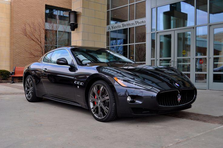 Kathy S Maserati Granturismo S