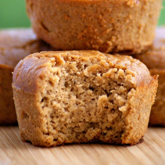 These Coffee Protein Muffins are grain free, low carb & refined sugar free with over 8g protein. The perfect on-the-go snack for busy days!