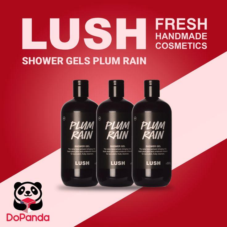 7 best lush images on pinterest lush shower gel plum rain dibuat dengan konsisten serta perpaduan antara jus prem manis segar dan minyak mandarin sisilia yang melestarikan kulit agar ccuart Choice Image