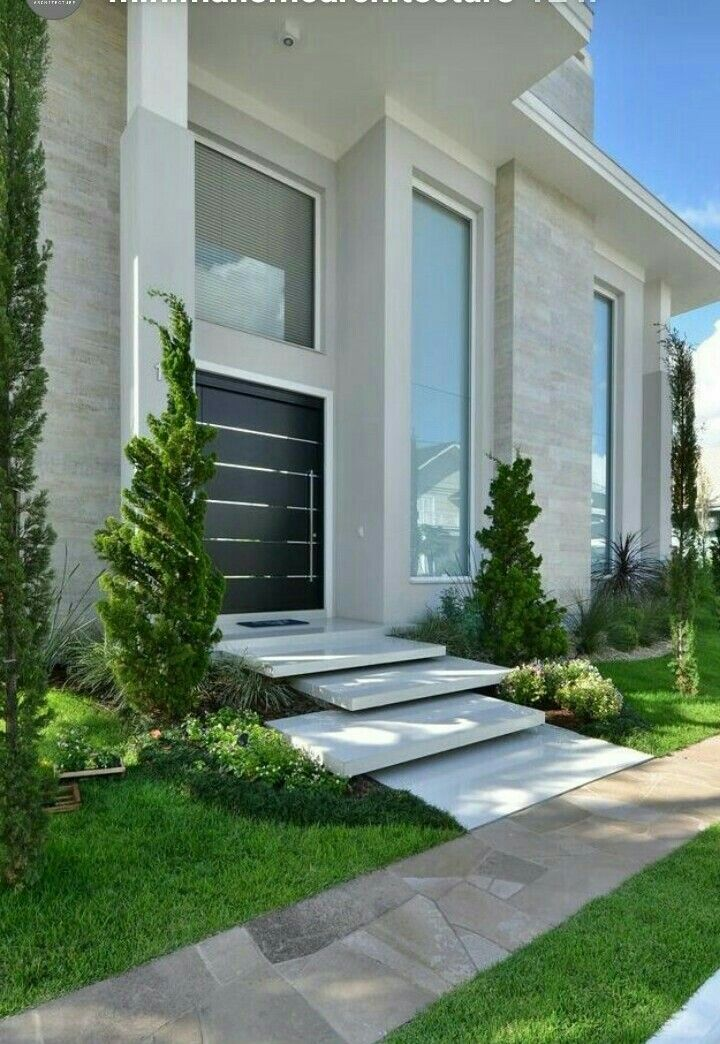 Pin By Abdu Alqrwashi On Arquitectura House Architecture Design House Modern House Exterior