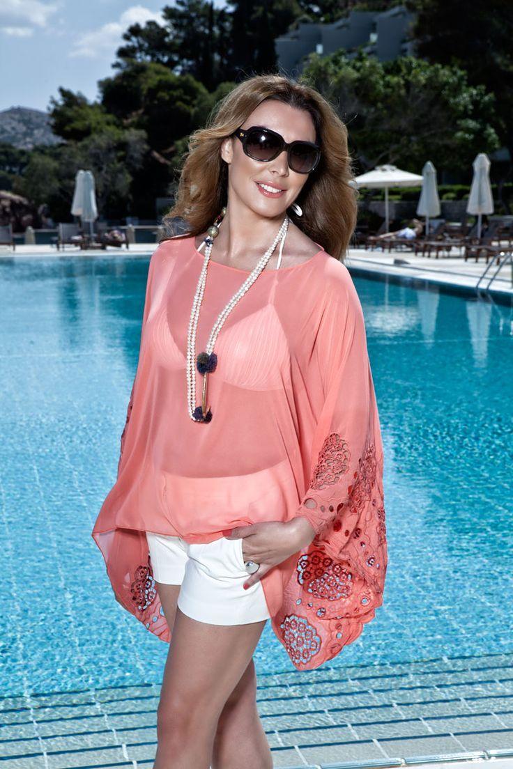Tatiana Stefanidou wearing asteroid ring