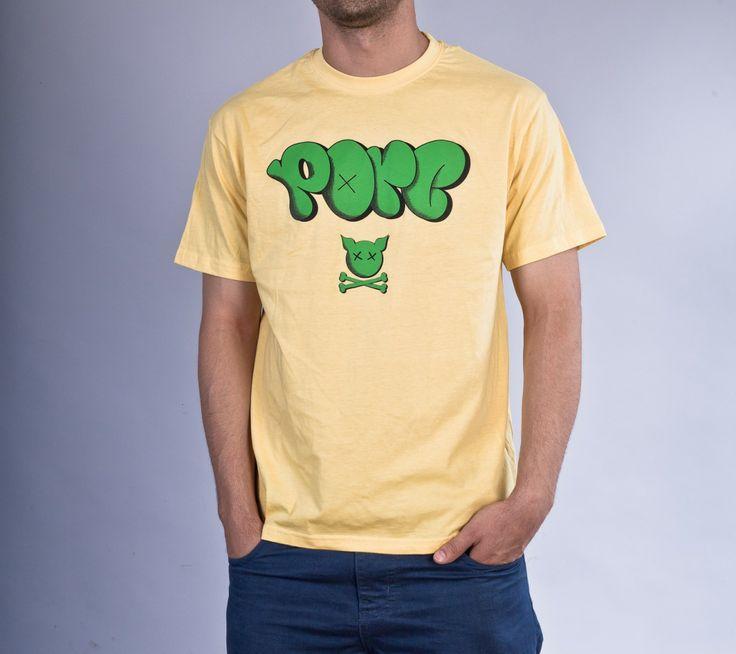 """""""Throw-Up"""" T-Shirt"""