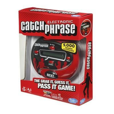 Electronic Catchphrase Game - Another fun guessing game for large groups!