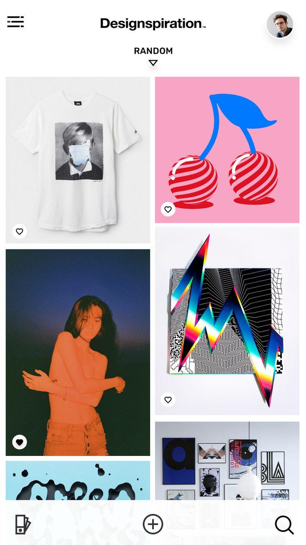 Designspiration feed