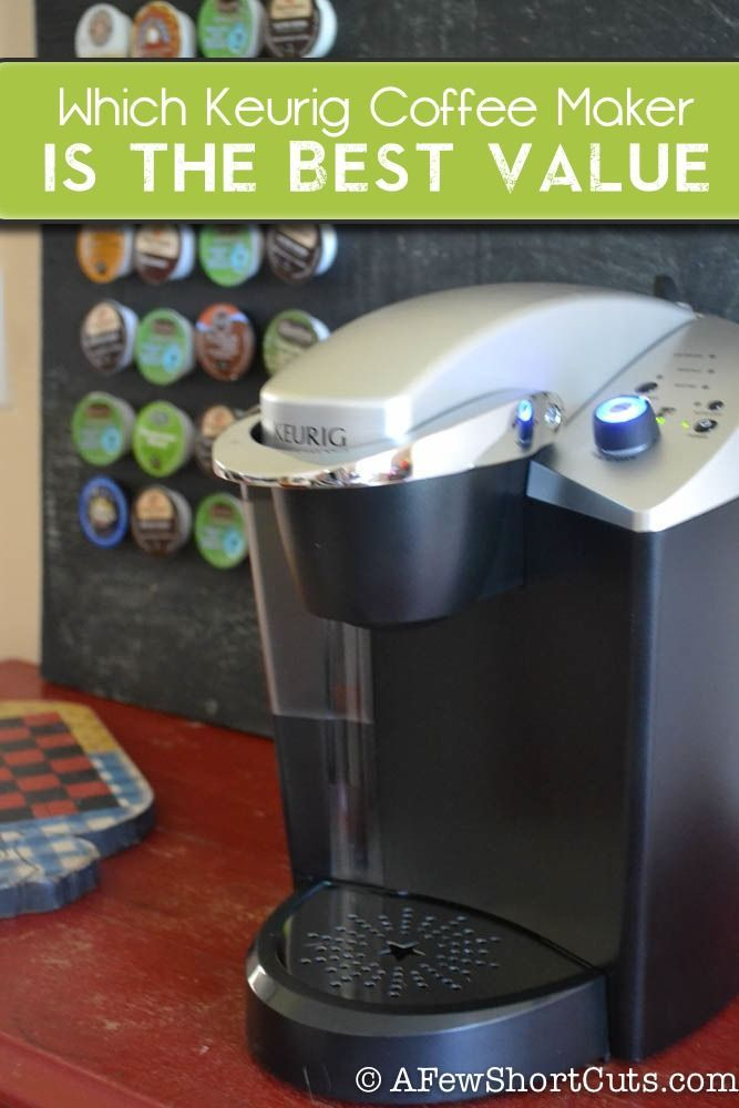 Which Keurig Coffee Maker is the Best Value?! Check out this amazing machine!