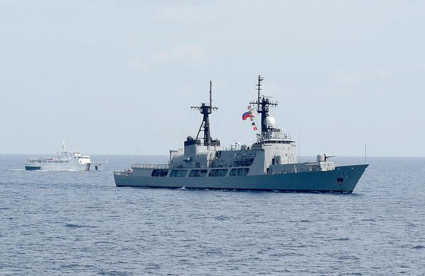 Armed Forces still conducting exclusive economic zone patrols - Update Philippines