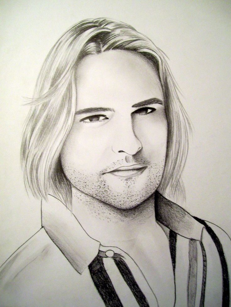 Josh Holloway by AquaticOcean on DeviantArt