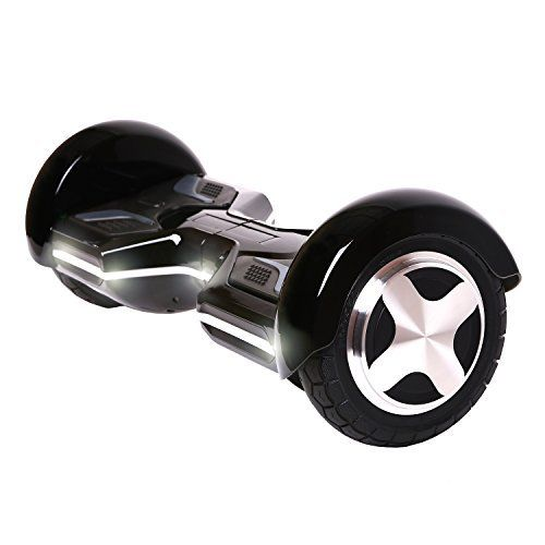 "UL 2272 Certified Hoverboard 8"" Self-Balancing Hoverboard with Built-In Bluetooth Speaker and Unique EL Light. The Hoverboard is a feature-rich hoverboard that allows you to do more than just about any other hoverboard on the market. The Hoverboard has durable 8"" rubber wheels to... more details available at https://perfect-gifts.bestselleroutlets.com/gifts-for-teens/skates-skateboards-scooters/product-review-for-hoverboard-8-two-wheel-self-balancing-electric-scoote"