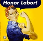 "Happy Labor Day ~ ""Labor Day: How it Came About; What it Means Labor Day, the first Monday in September, is a creation of the labor movement and is dedicated to the social and economic achievements of American workers. It constitutes a yearly national tribute to the contributions workers have made to the strength, prosperity, and well-being of our country."" USDOL"