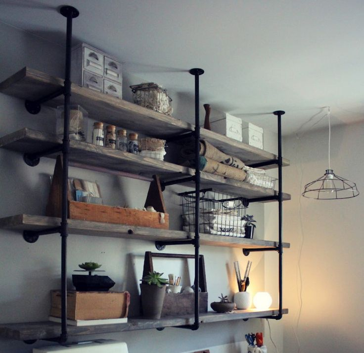 Hanging Bookshelves 13 best rustic hanging bookshelves images on pinterest | hanging