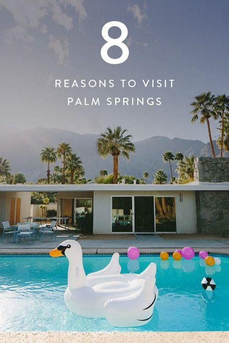8 Reasons You Should Rethink Palm Springs via @PureWow