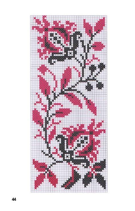 Gallery.ru / Фото #127 - Ukrainian pattern book - sandra-rose-canada