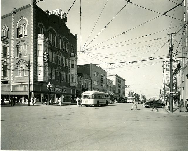 Texas at Edwards 1940s by LSU Shreveport Archives, via Flickr