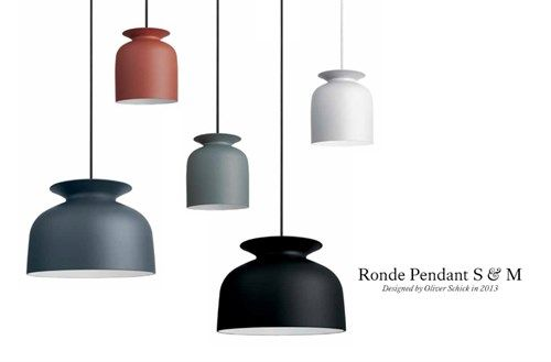 With its simple yet lively expression The Ronde Pendant has all the qualities of becoming a future design classic and is sure to spark the interest of most design enthusiasts around the globe.