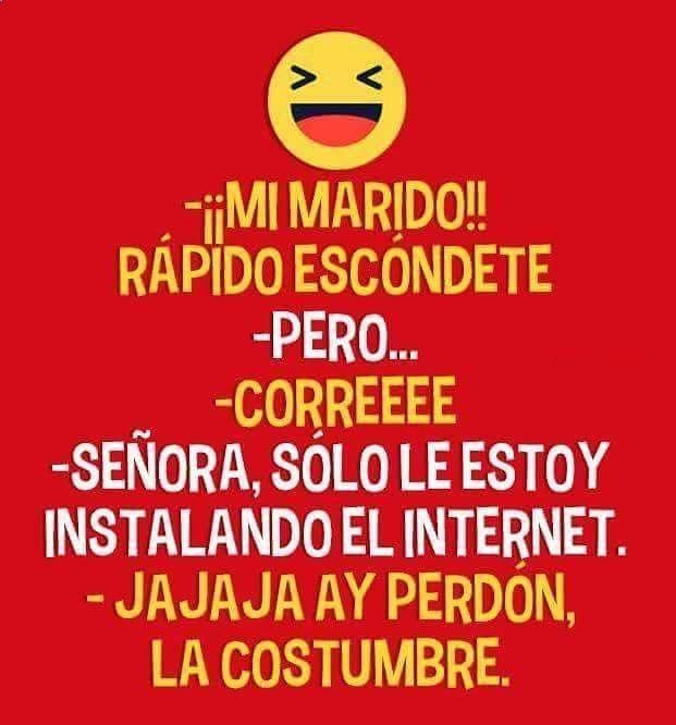 Imagenes de Humor #memes #chistes #chistesmalos #imagenesgraciosas #humor www.megamemeces.c... ➛ http://www.diverint.com/imagenes-comicas-sorpresa