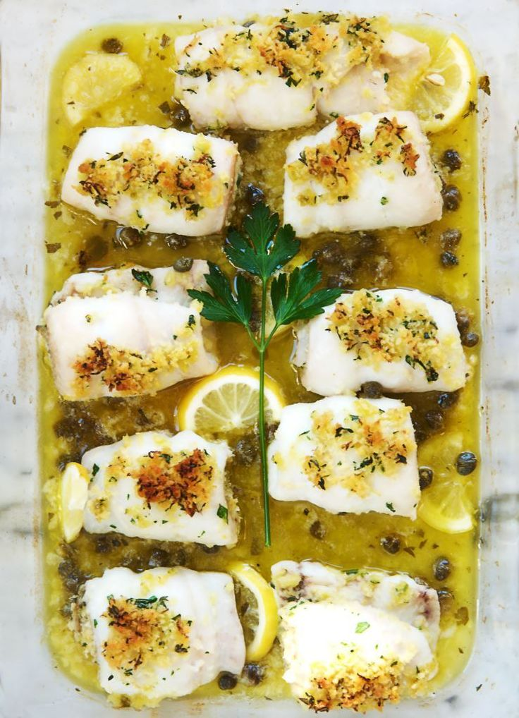Just wanted to share this delicious recipe from Lidia Bastianich with you - Buon Gusto! Baked Rollatini of Sole
