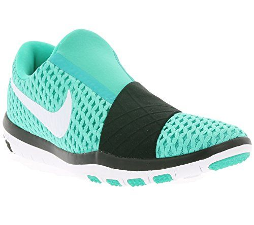 Nike Womens Free Connect Clear Jade
