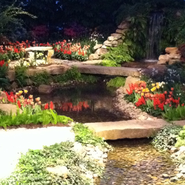 I know...don't you wish this was yours!?!? I do. Phipps Conservatory,  Pittsburg, PA