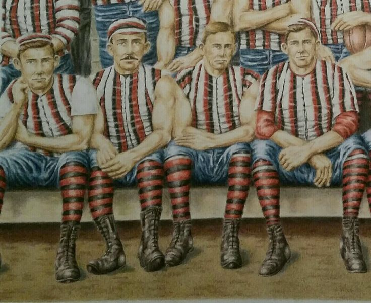 Some old Saints 1888