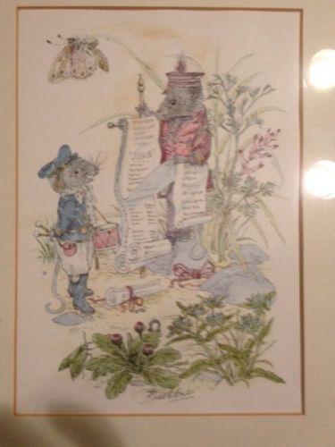 Beshlie-Print-The-Chapbook-Seller-Framed-signed