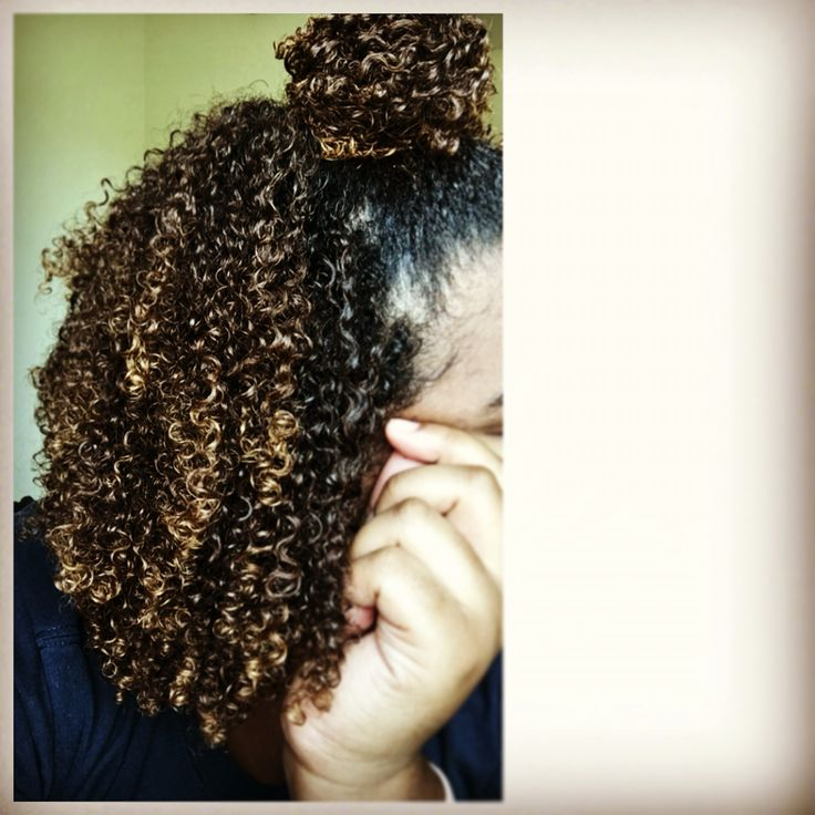 3C / 4A natural hair #TeamNatural #LadyPopNCurl
