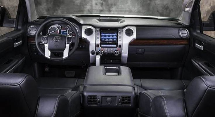 2016 toyota sequoia interior