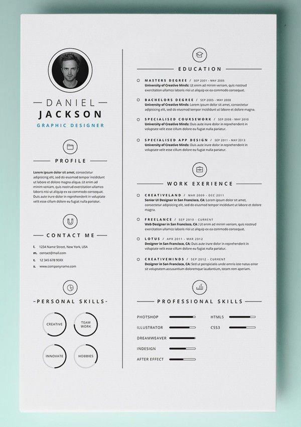 Cv Template Resume Design Creative Resume Template Free Resume Design Resume Templates In 2020 Free Word Document Cv Template Free Resume Template Word