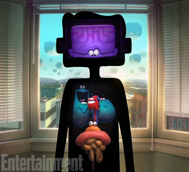 Disney's new short film before Moana goes inside the human body | EW.com