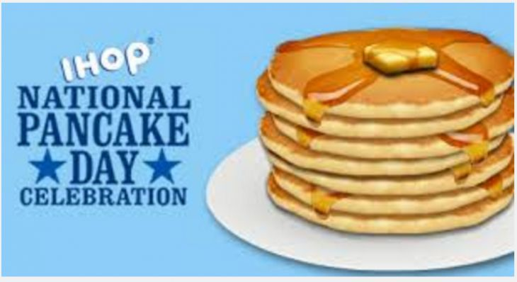 IHOP Canada Freebies: Get a FREE Pancake on National Pancake Day Today Tuesday March 8th http://www.lavahotdeals.com/ca/cheap/ihop-canada-freebies-free-pancake-national-pancake-day/73432