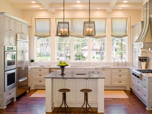 the granite gurus whiteout wednesday 5 white kitchens with warm tones traditional kitchen on kitchen remodel not white id=60532