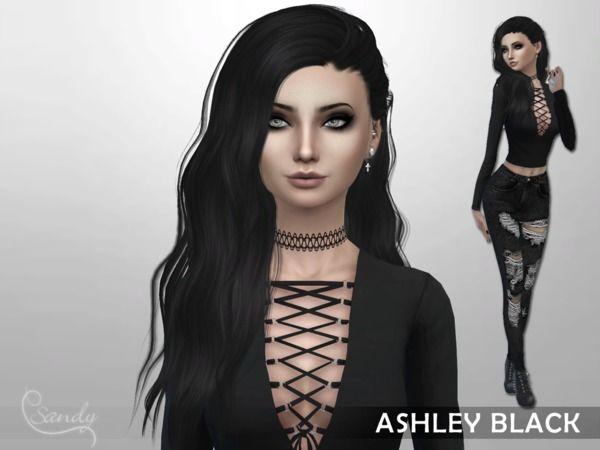 sand_y's Ashley Black