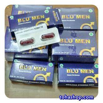 Blue Men Obat Kuat Herbal dari NASA