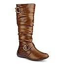 Legroom Boots E Extra Ultra Large Calf   Shoe Tailor
