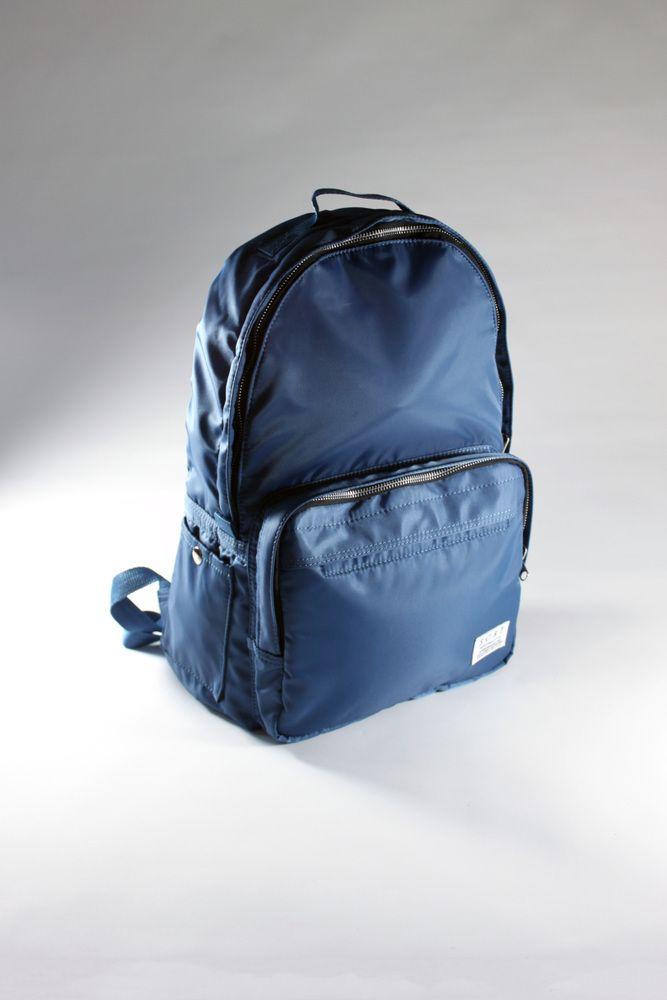 Blue Backpack - SCRT