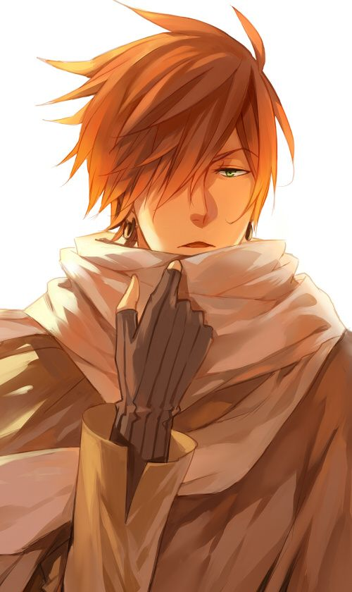 Tags: Anime, Fanart, D.Gray-man, Lavi, Pananada