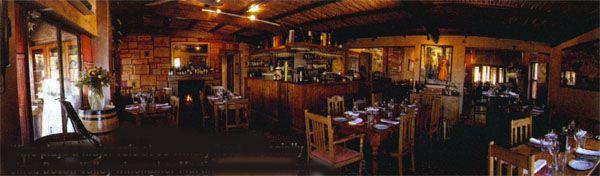 96 Winery Road Restaurant - Zandberg Wine Estate (overview)