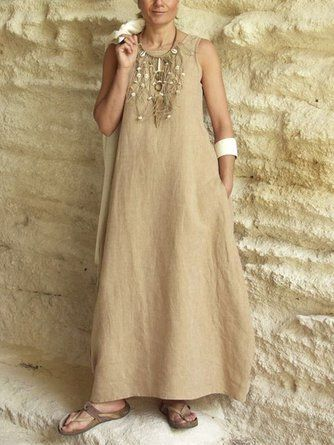 Justfashionnow Robes Femmes 1 Size Maxi Plus Casual fvYgIb76y