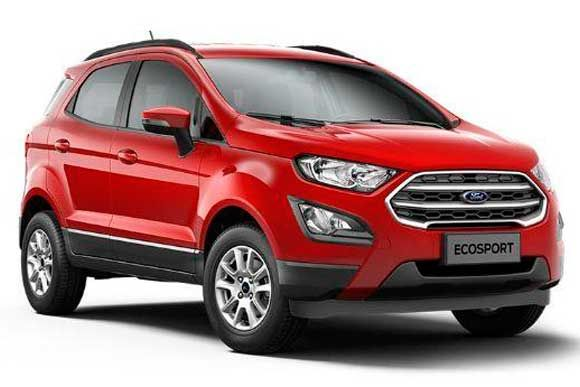 Conheca Os Dados Tecnicos Do Ford Ecosport Freestyle Plus 1 5 At