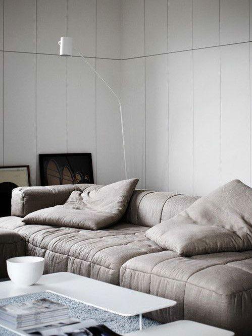 Tufty Sofa by B&B Italia