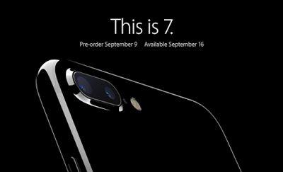 Presentación de Apple y sus nuevos i Phone 7 y 7 Plus.   La espera terminó y los…