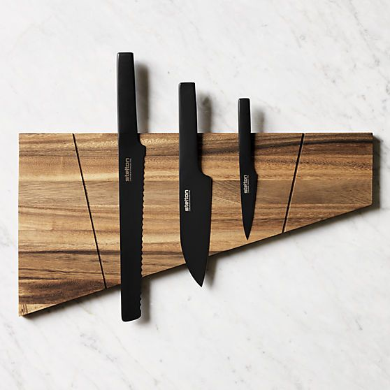 1000 Ideas About Knife Holder On Pinterest Magnetic Knife Holders Magnetic Knife Strip And