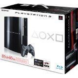 PlayStation 3 80GB System (Video Game)By Sony            98 used and new from $148.99
